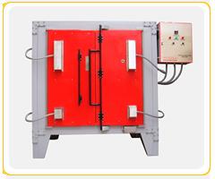 Electro salgado fabricacion y exportacion de resistencias for Hornos industriales bogota